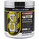 Cellucor C4 Extreme Pre-Workout with Nitric Oxide 3, Orange, 30 servings