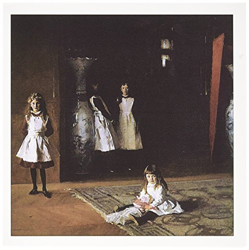 3dRose Set of 12 Greeting Cards, The Daughters of Edward D Boit, 1882 by John Singer Sargent (gc_169719_2) (Note Cards John Singer Sargent compare prices)