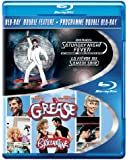 Saturday Night Fever / Grease [Blu-ray] (Bilingual)