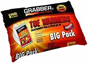 Grabber Toe Warmers Super Size Package 30-Count