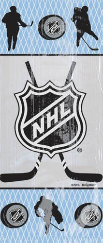 NHL Ice Time Party Bags 20 Pack
