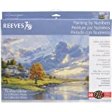 Reeves Sunrise The Artists Collection Painting by Numbers