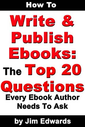 how to write and publish an ebook She has authored, marketed, and sold 2 fantastic ebooks she has sold thousands of them and it has helped with her family's income and perhaps more importantly has.