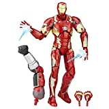 Toy - The First Avenger: Civil War Marvel Legends: Iron Man Mark 46 15cm Action Figur