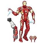 Marvel 6-Inch Legends Series Iron Man...