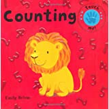 EMBOSSED BOARD BOOKS: Counting (Bumpy Books)by Emily Bolam