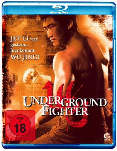 Underground Fighter [Blu-ray]