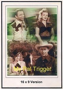 My Pal Trigger 16X9 Widescreen TV
