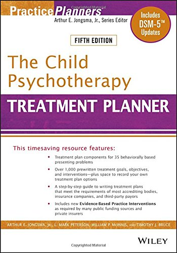 the-child-psychotherapy-treatment-planner-includes-dsm-5-updates