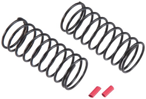 Team Associated 91332 12mm Front Spring, Red, 3.90-Pound
