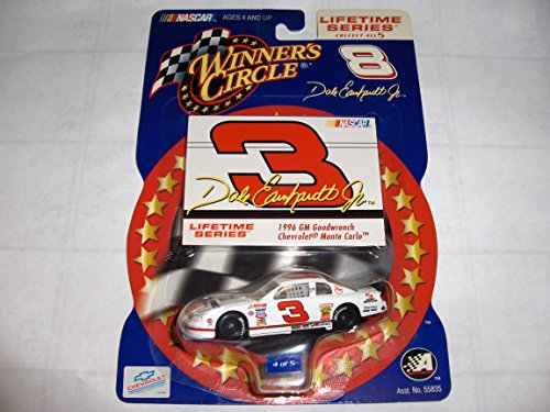 Winner's Circle Dale Earnhardt Jr #3 Goodwrench 1996 Monte Carlo - 1