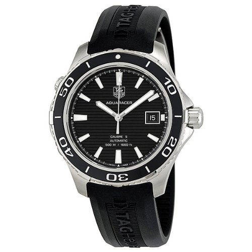Tag Heuer Aquaracer 500 Automatic Mens Watch WAK2110.FT6027