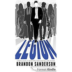 Legion (English Edition)