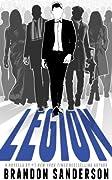 Legion by Brandon Sanderson cover image