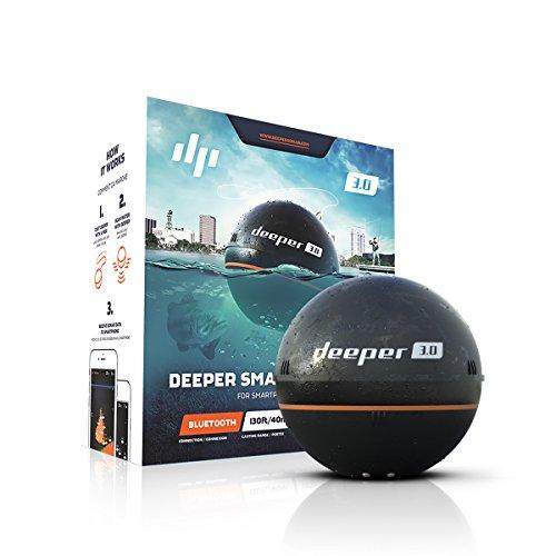 Deeper 3.0 ワイヤレススマート魚群探知機