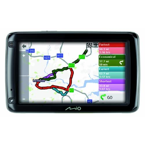 Navigation GPS MIOSPIRIT697LMNOIR44EUROPES CARTE A VIE
