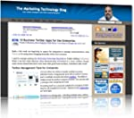 The Marketing Technology Blog