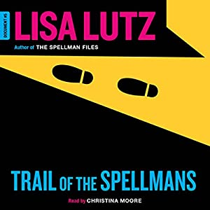 Trail of the Spellmans Audiobook