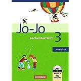 Jo-Jo Sachunterricht - Ausgabe N: 3. Schuljahr - Arbeitsheft mit CD-ROM