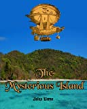 Image of The Mysterious Island: Jules Verne's Sequel to 20,000 Leagues Under the Sea (Timeless Classic Books)