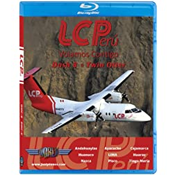 LC Peru Dash 8 - High Altitude Flying [Blu-ray]