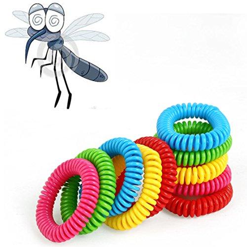 Mosquito Repellent Bracelets DEET FREE