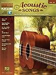 Acoustic Songs: Ukulele Play-Along Vo...