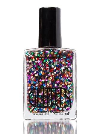 American Apparel Glitter Nail Polish - Galaxy Glitter / One Size