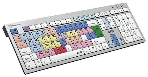 Avid 70603000501 Media Composer Custom Mac Keyboard (Video Editing Software Avid compare prices)