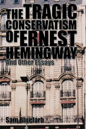 critical ernest essay hemingway short story An essay on man summary know then thyself kiss logan: november 23, 2017 ebonics, rt @bgwiththefro_x: i need a controversial topic for my next essay.