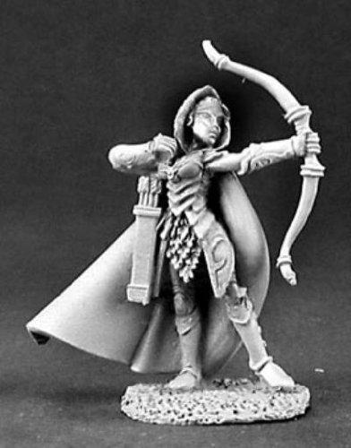 Alistrilee Female Elf Archer RPR 03166 by Reaper