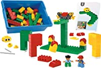 LEGO Education DUPLO Basic Structures Set 4522501 (107 Pieces) from LEGO Education