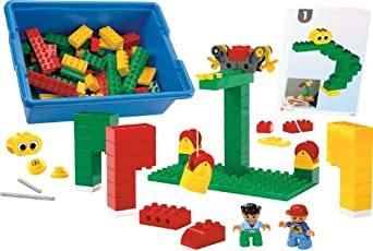 LEGO Education DUPLO Basic Structures Set 4522501 (107 Pieces)