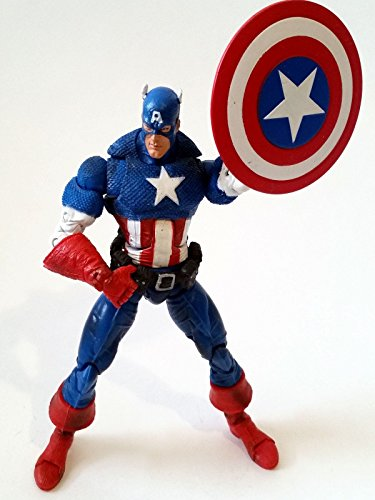 Marvel Legends Captain America Review (Face Off) two pack version