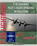 img - for P-38 Lighting Pilot's Flight Operating Instructions book / textbook / text book