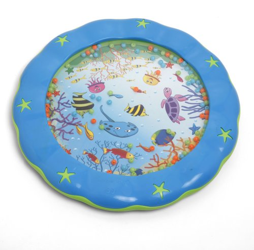 Hohner Kids Musical Toys MP483 Toddler Wave Drum