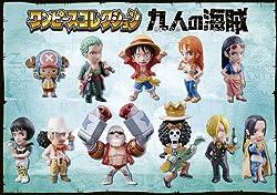 ワンピースコレクション九人の海賊 1BOX (食玩)