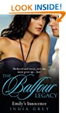 Emily's Innocence (Mills & Boon M&B) (The Balfour Legacy - Book 3)