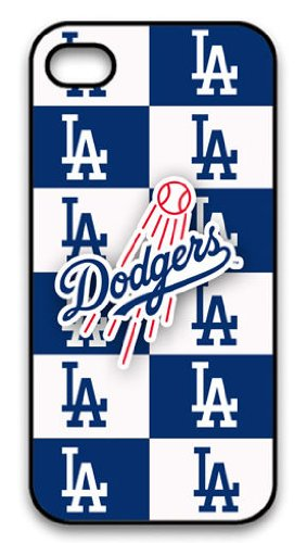 MLB Los Angeles Dodgers iPhone 4 4S Best Durable Cover Case at Amazon.com