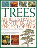img - for Trees: An Illustrated Identifier And Encyclopedia: A Beautifully Illustrated Guide To 600 Trees, Including Conifers, Broadleaf Trees And Tropical Palms book / textbook / text book
