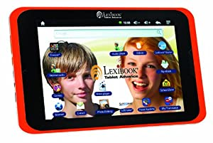 Lexibook 8-inch Kids Tablet Advance in English Version