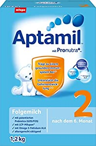 Aptamil Pronutra 2 Folgemilch, nach dem 6. Monat, 3er Pack (3 x 1.2 kg)