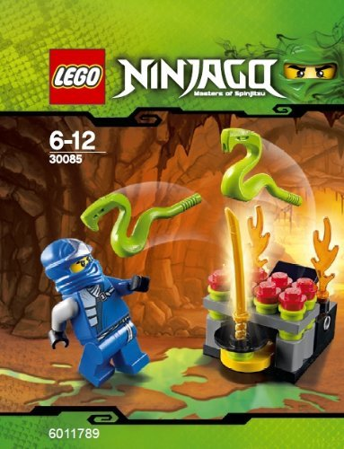 LEGO Ninjago Jumping Snakes Jay ZX Minifigure 30085 - 1