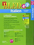 Image de Cahier Bled - Italien 4e/3e - 13-15 ans