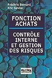 Fonction Achats : Contrôle interne et gestion des risques