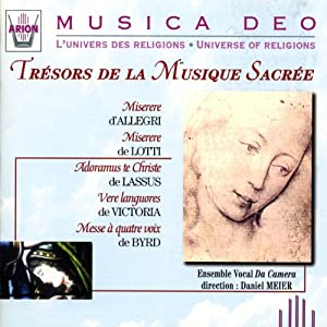 Treasures of Sacred Music Vol1