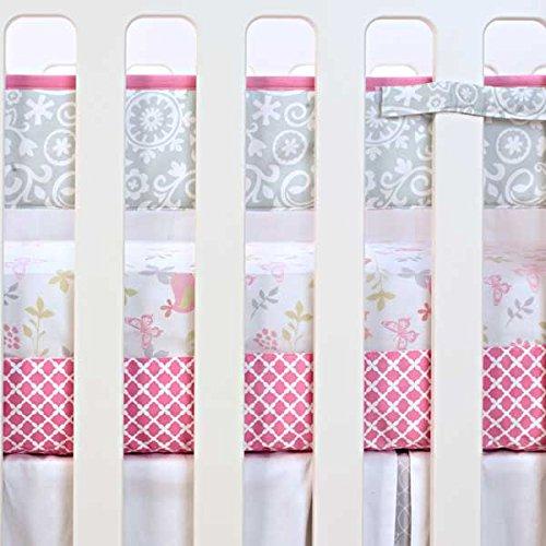 Botanica Crib Liner front-566984