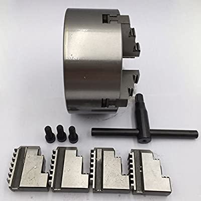 100MM 4 Inch Self-Centering Lathe Chuck CNC Drilling Milling Machine Lathe Tool Accessory