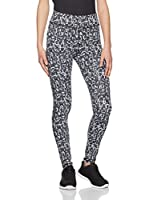 Venice Beach Leggings Tilde (Negro / Blanco)