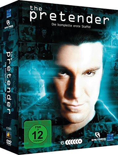 The Pretender (Die komplette Erste Staffel & Pilotfolge) (6 Disc Set)